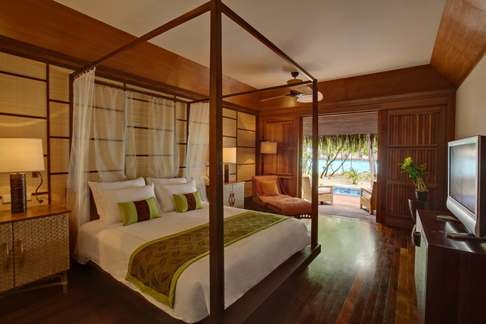Guest Room at Kanuhura Male, Maldives