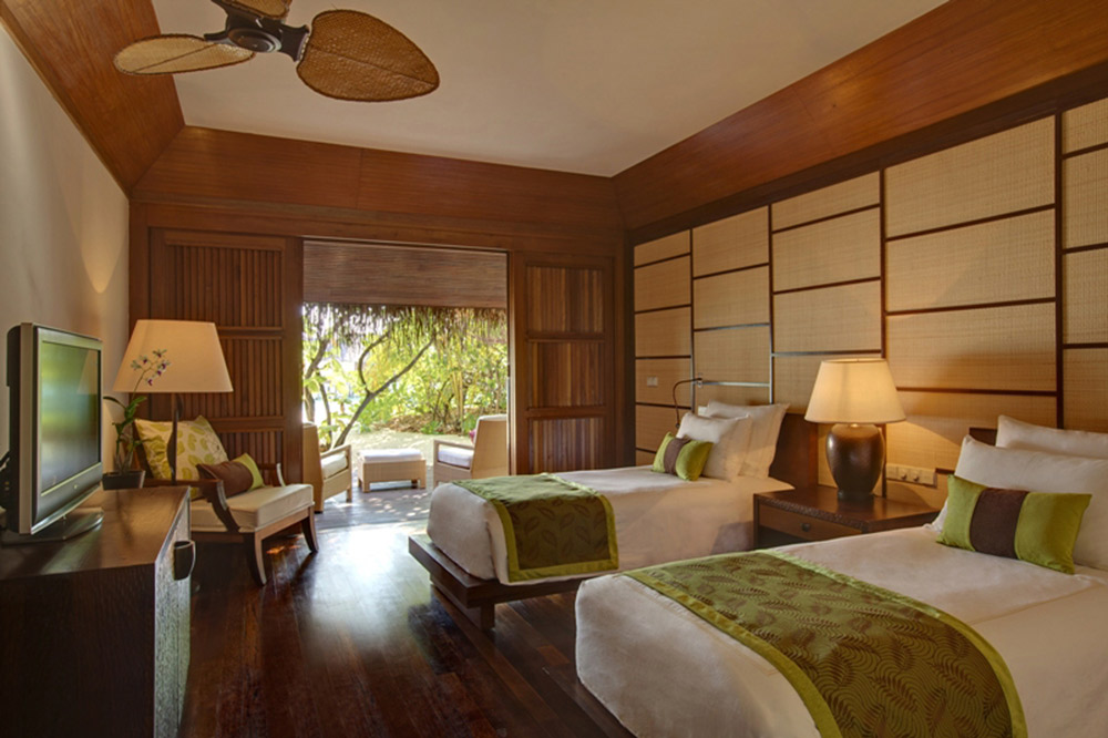 Double Guest Room at Kanuhura Male, Maldives