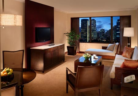 Executive Suite at the Makati Tower