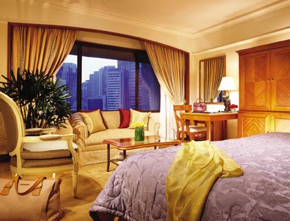 Ayala Deluxe Room