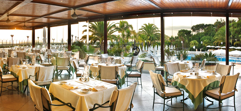Hotel Quinta Do Lago Brisa Do Mar Terrace Dining