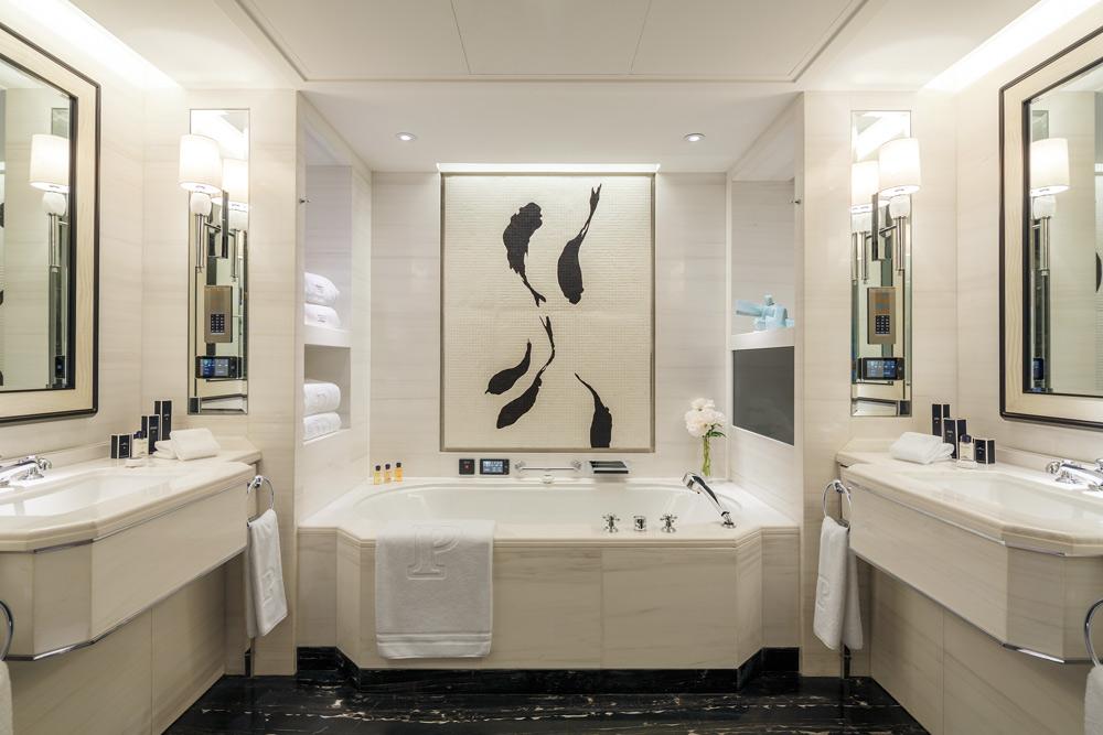 Peninsula Suite Bath at The Peninsula BeijingChina
