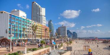 Dan Tel Aviv Hotel, Israel