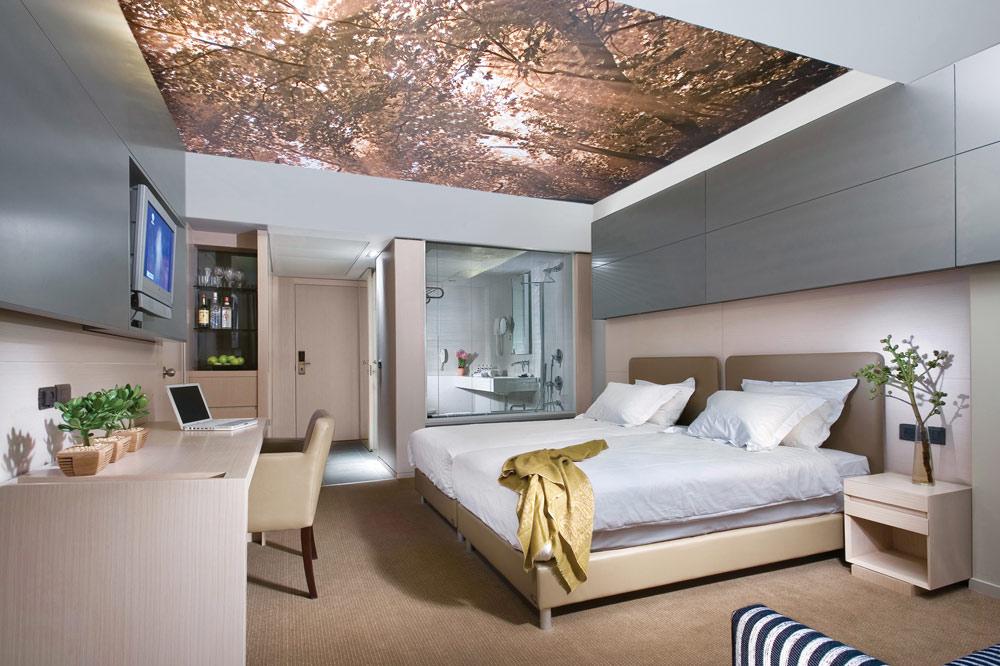 Deluxe City View Room at Dan Tel Aviv HotelIsrael