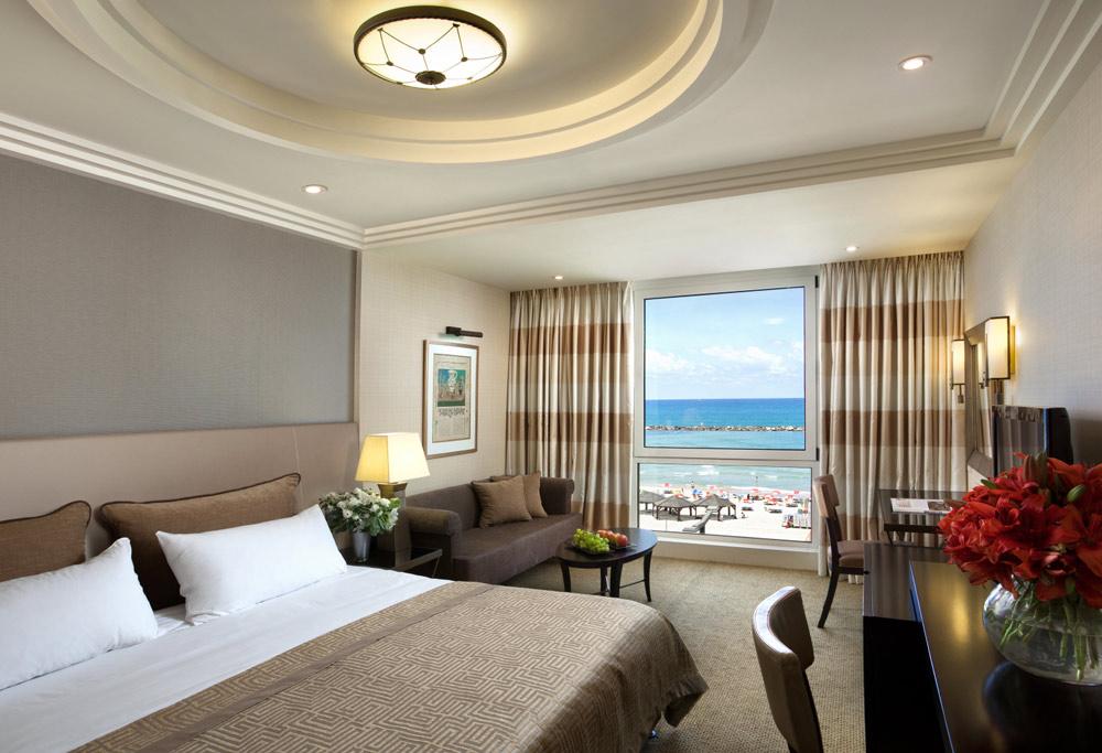 Executive Sea View Room at Dan Tel Aviv HotelIsrael