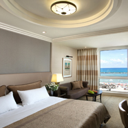 Executive Sea View Room at Dan Tel Aviv HotelIsrael