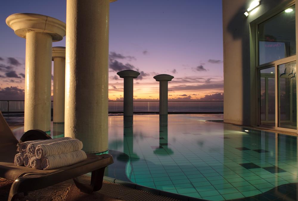 Outdoor Pool at Dan Tel Aviv HotelIsrael