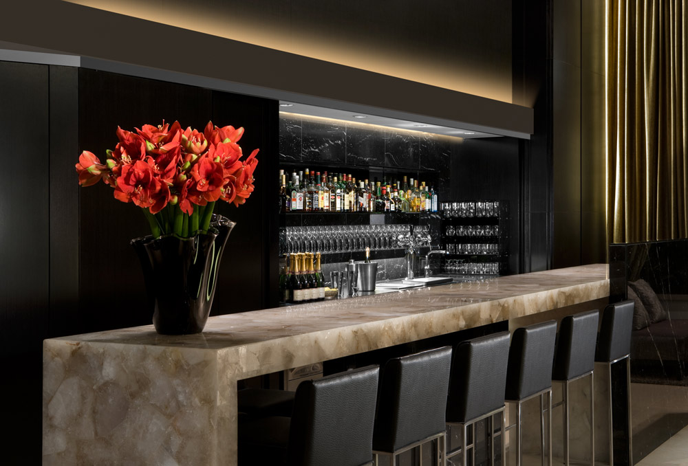 Bar at Dan Tel Aviv HotelIsrael