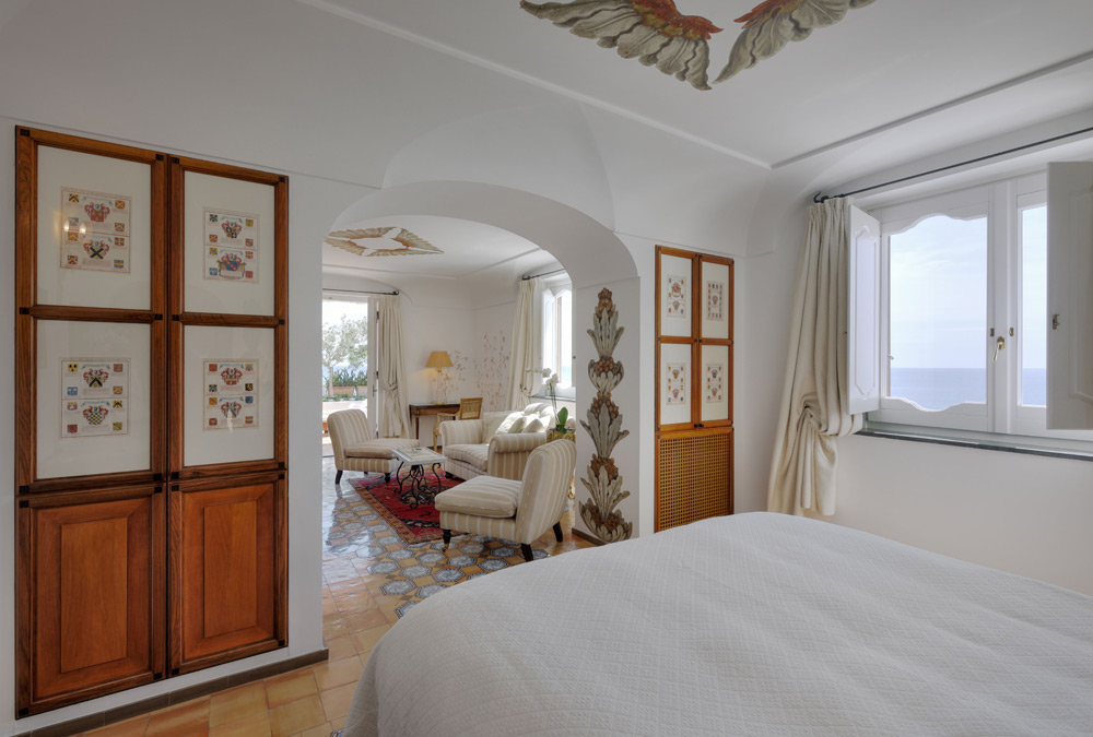 Guest Room Number 93 at Le SirenusePositanoItaly