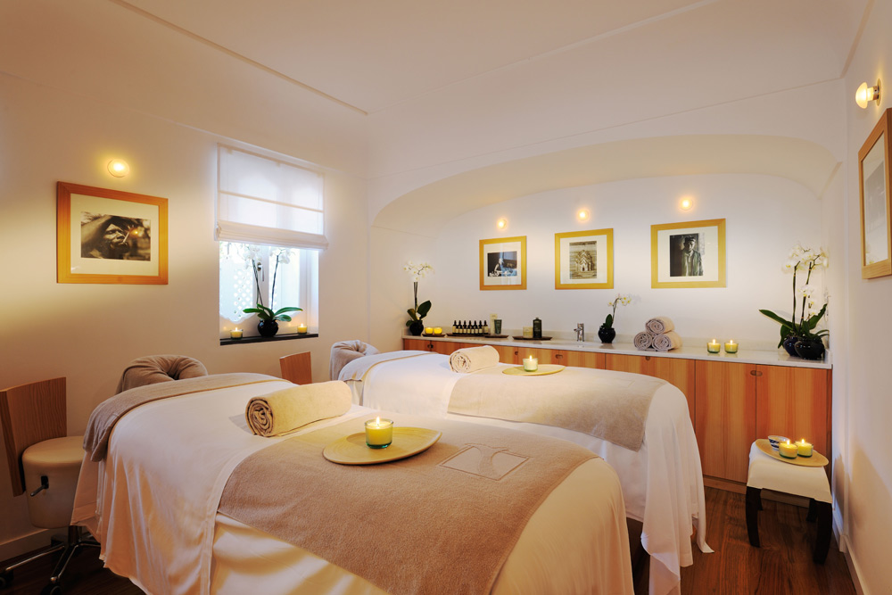 Spa Suite at Le SirenusePositanoItaly