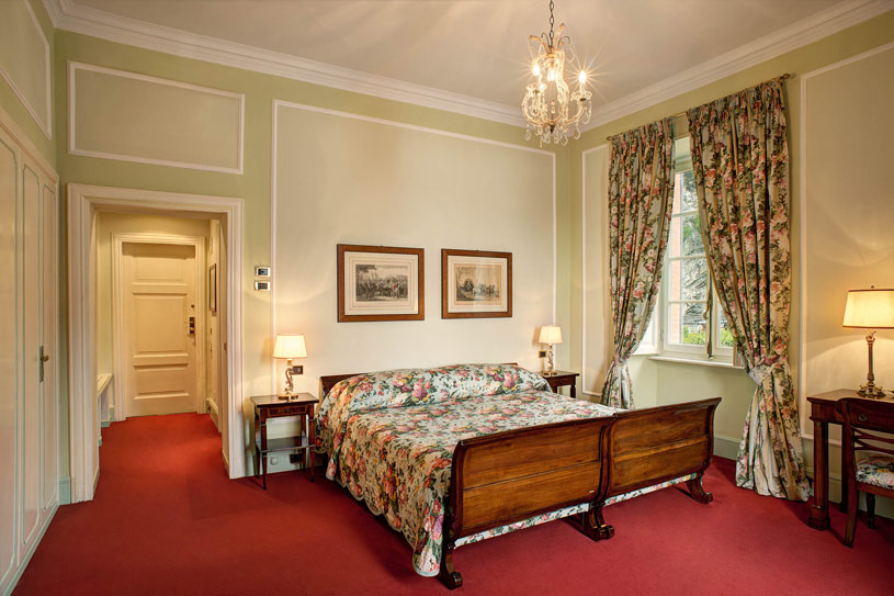 Double Deluxe Guest Room at The Villa d'Este Lake Como