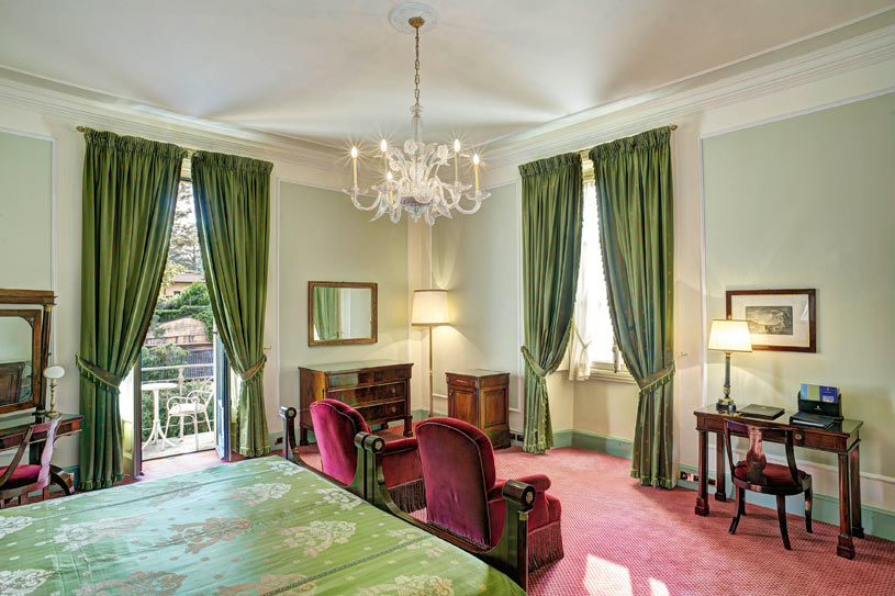 Double Executive Guest Room at Villa d'Este Lake Como