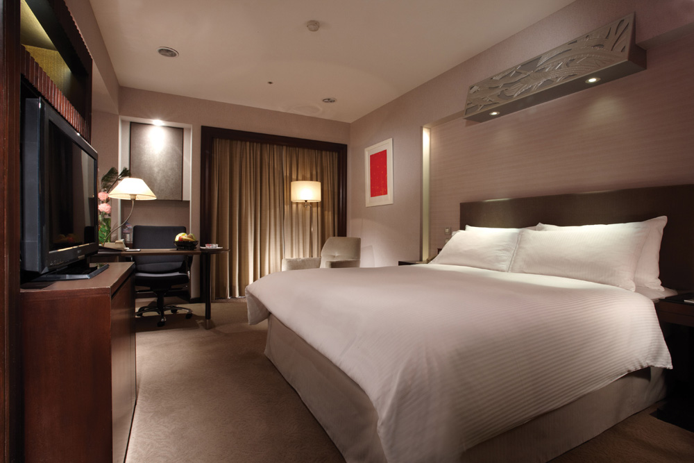 Superior Guest Room at The Landis Taipei HotelTaiwan