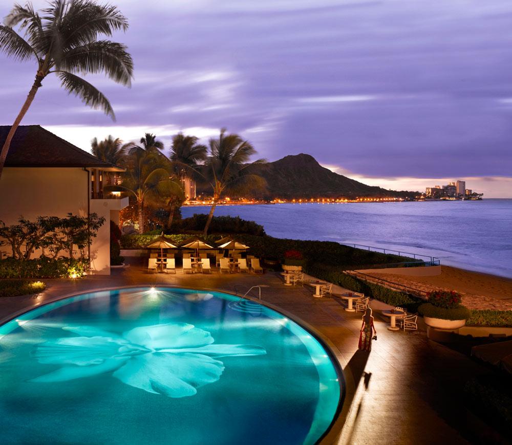 Halekulani, Honolulu, HI