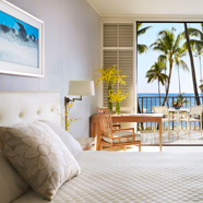 Guest Room at HalekulaniHonoluluHI