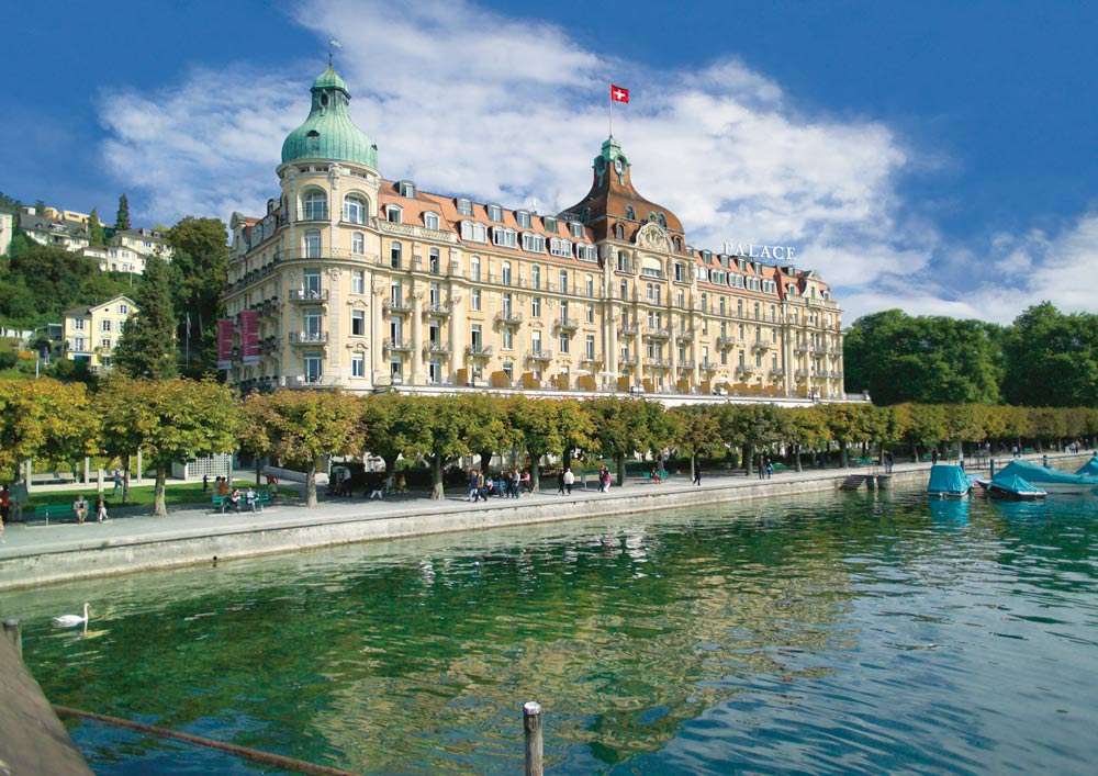 Palace Luzern, Switzerland