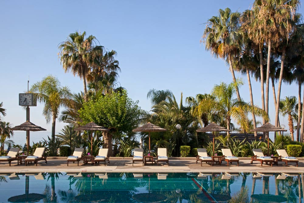 Outdoor Pool at Amathus Beach HotelLimassolCyprus
