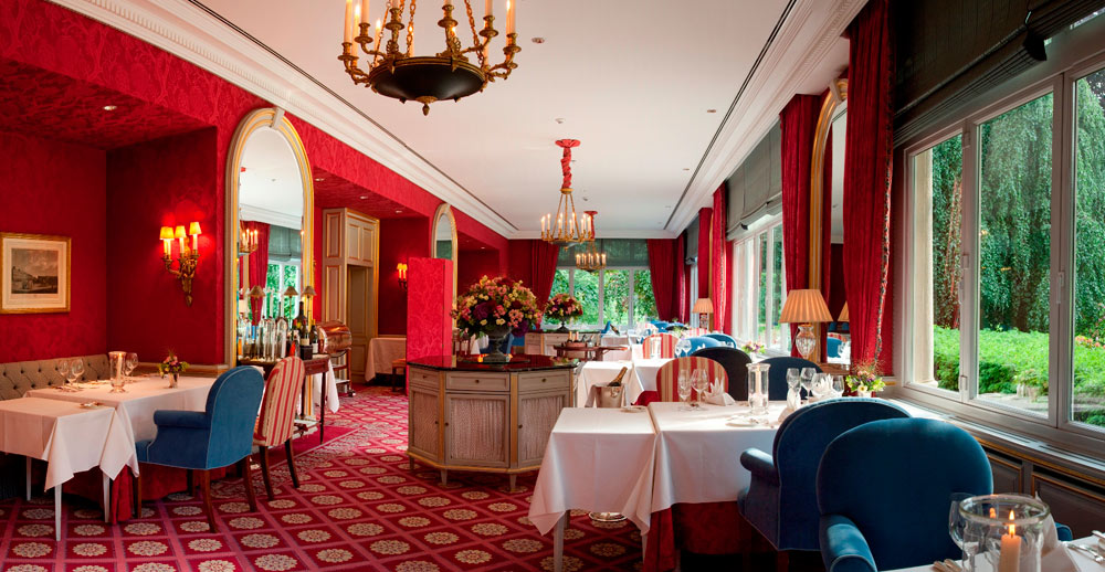 Dining Options at Brenners Park Hotel and Spa, Baden, Germany