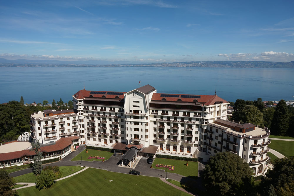 Hotel Royal at Evian ResortFrance