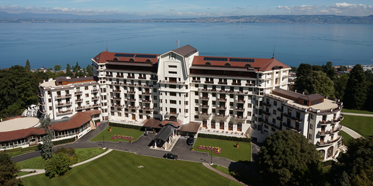 Hotel Royal at Evian Resort, France