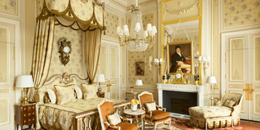 Suite at Ritz Paris, Paris, France