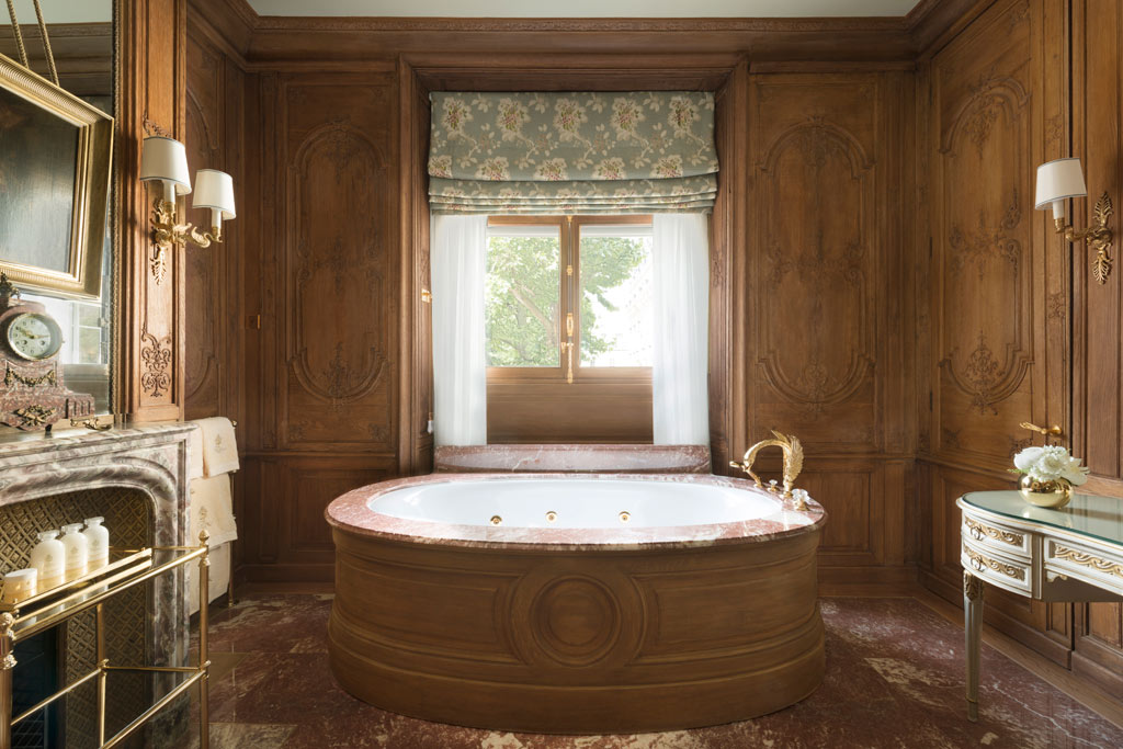 Suite Bath at Ritz Paris, Paris, France