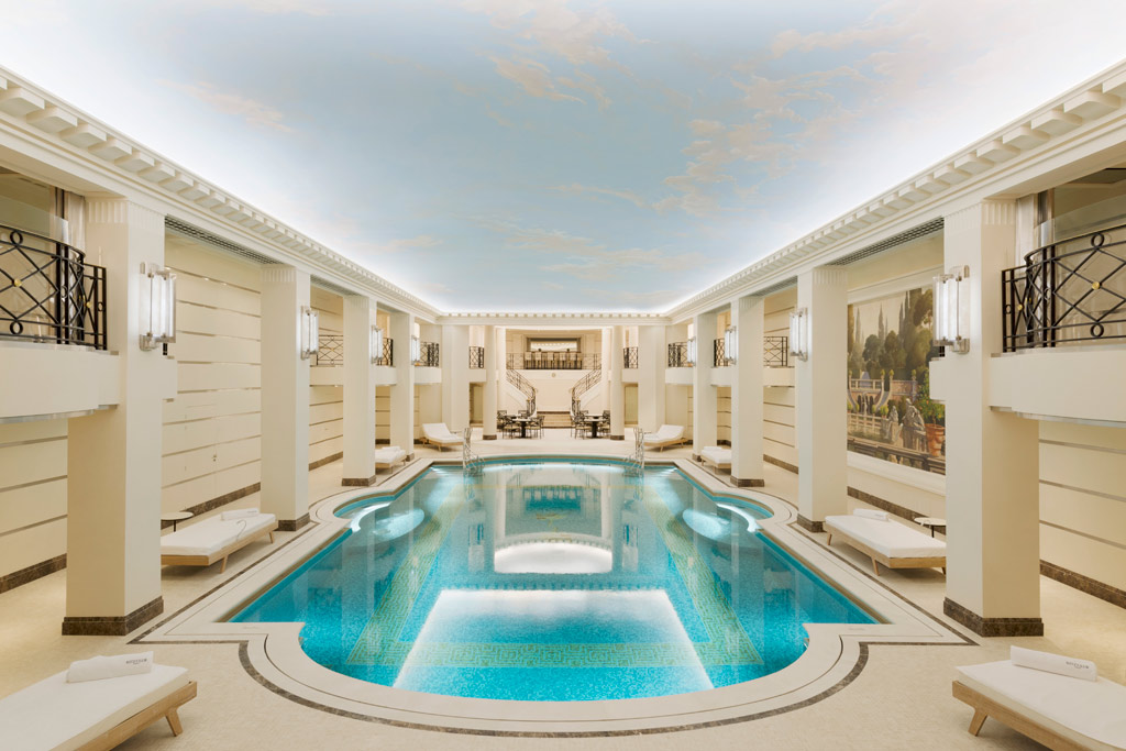 Spa at Ritz Paris, Paris, France