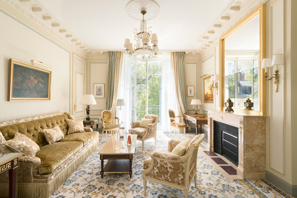 Deluxe Suite at Ritz Paris, Paris, France
