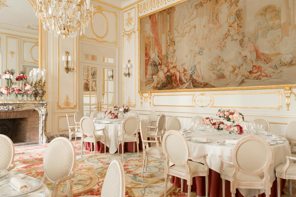 Dine at Ritz Paris, Paris, France