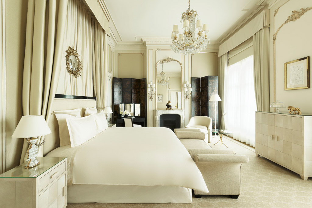 CoCo Chanel Suite at Ritz ParisParisFrance