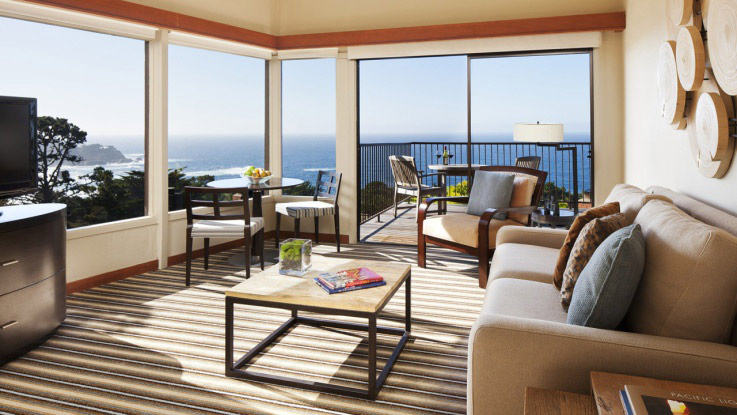Suite at Hyatt Carmel Highlands