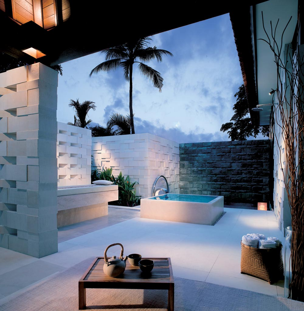 Private Spa Villa at Grand Hyatt BaliIndonesia