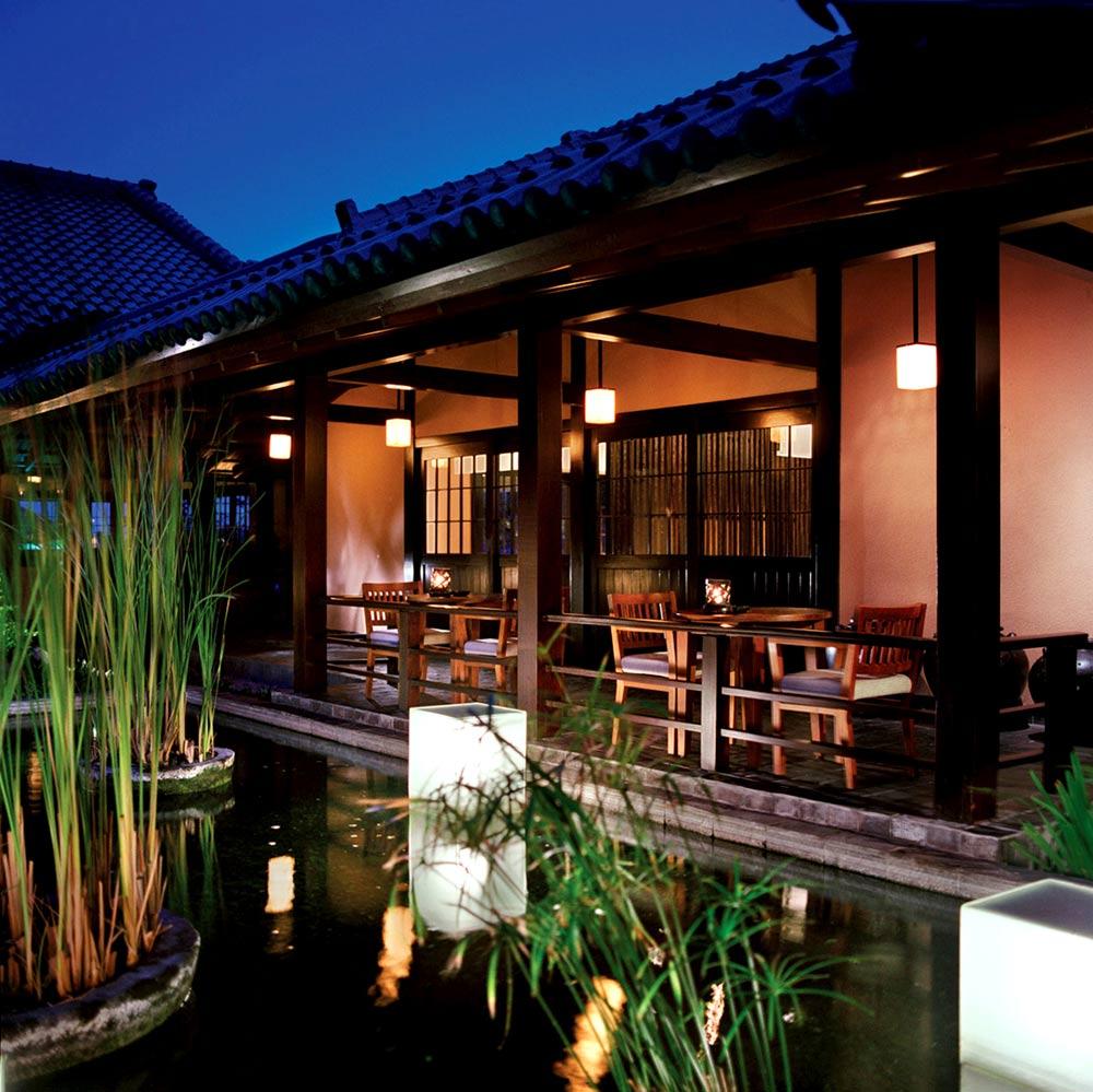 Nampu Terrace, Grand Hyatt Bali, Indonesia