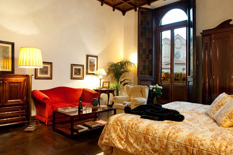 Grand Hotel Baglioni Guest Room