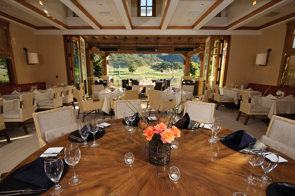 Il Vigneto at  CordeValle, a Rosewood Resort in San Martin, CA, United States