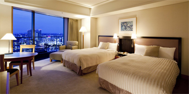 The Yokohama Bay Hotel Tokyuformerly Pan Pacific Yokohama