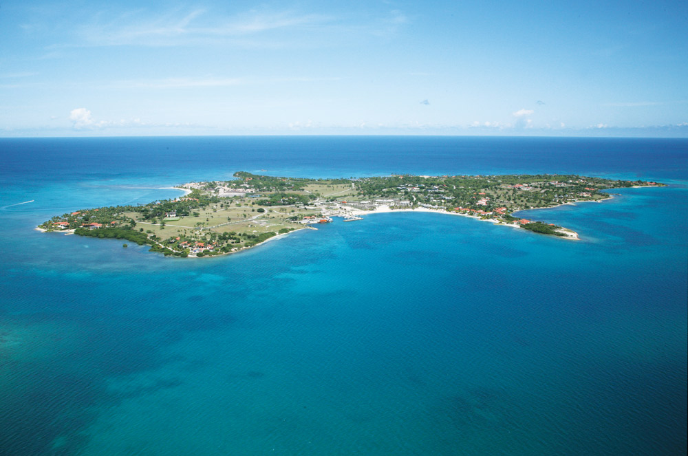 Jumby Bay St JohnsAntigua And Barbuda