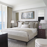 Classic Suite Guest Room at Acqualina Resort and SpaSunny Isles BeachFL