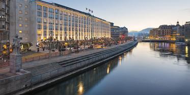 Mandarin Oriental Geneva, Geneva, Switzerland