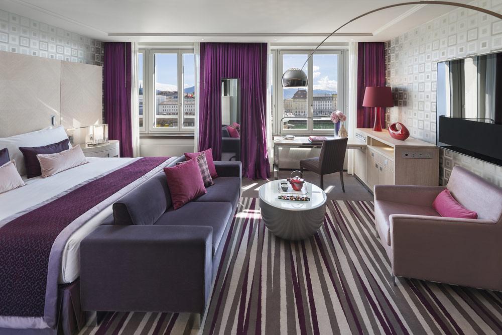 Guest Room at Mandarin Oriental GenevaGenevaSwitzerland