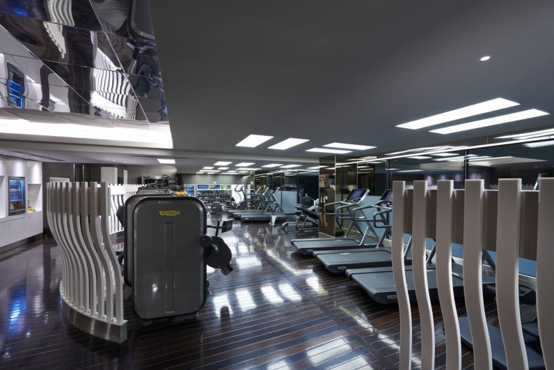 Fitness Center at Mandarin Oriental Hyde Park