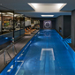 17 Meter Twin Lane Stainless Steel Pool at Mandarin Oriental Hyde Park