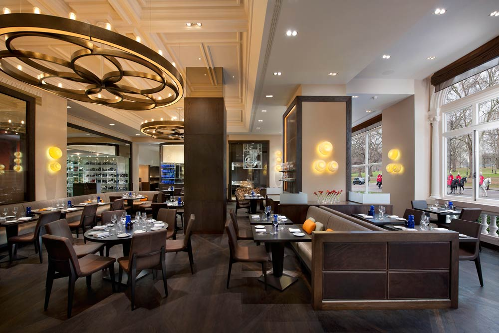 Dinner by Heston Blument with Inspired British Cuisine Open for Lunch and Dinner at Mandarin Oriental Hyde Park