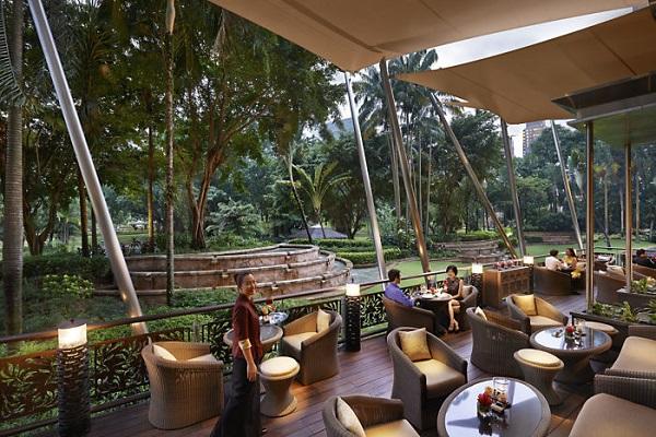 Mandarin Oriental Kuala Lumpur Lounge on the Park