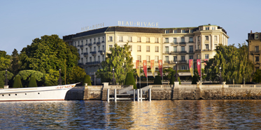 Beau Rivage Geneva, Switzerland
