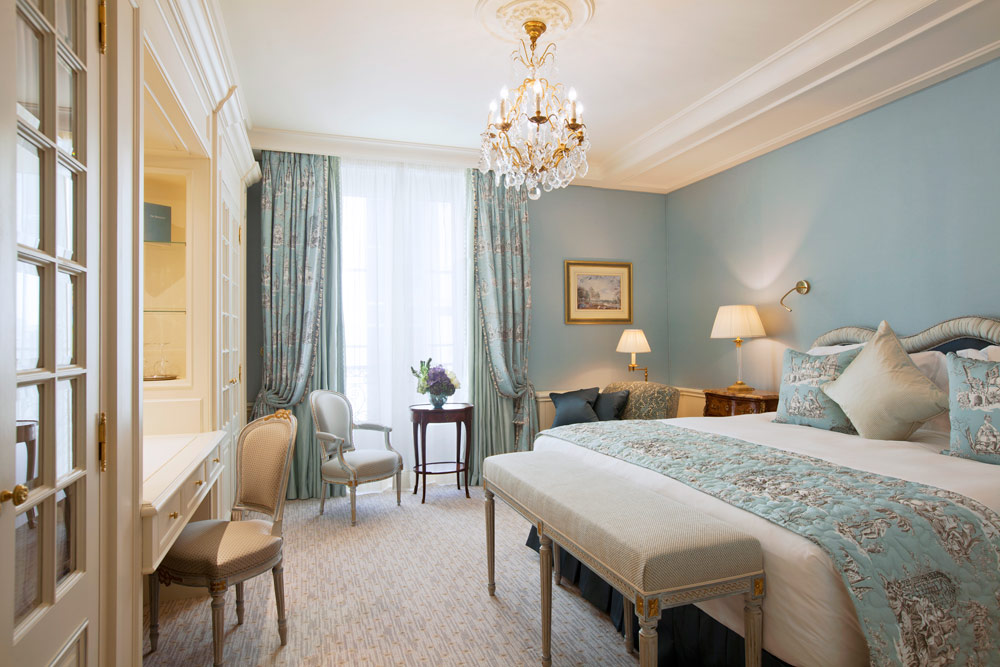 Executive Suite at Beau Rivage GenevaSwitzerland