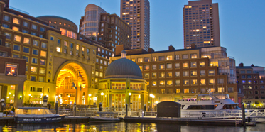 Boston Harbor Hotel, Boston, MA