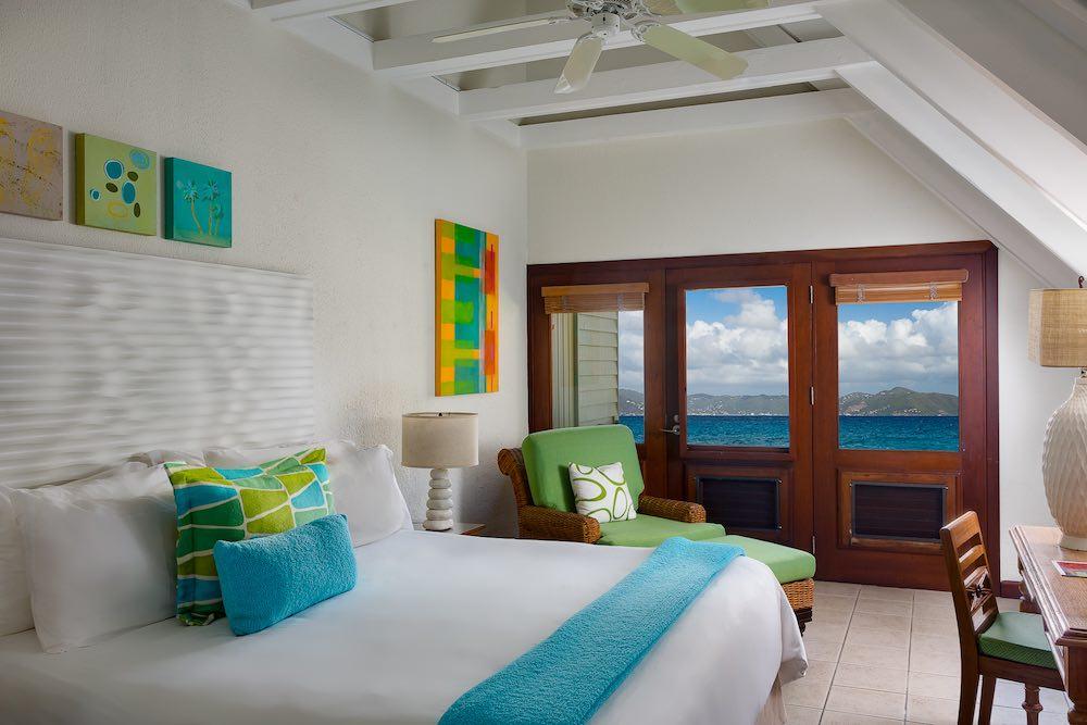 Ocean View Room at Peter Island Resort & Spa