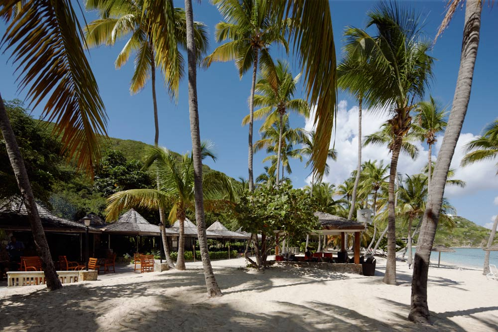 Deadmans Beach Bar and Grill at Peter Island Resort & SpaPeter IslandBritish Virgin Islands