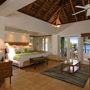 Beachfront Junior Suite at the Peter Island Resort & Spa